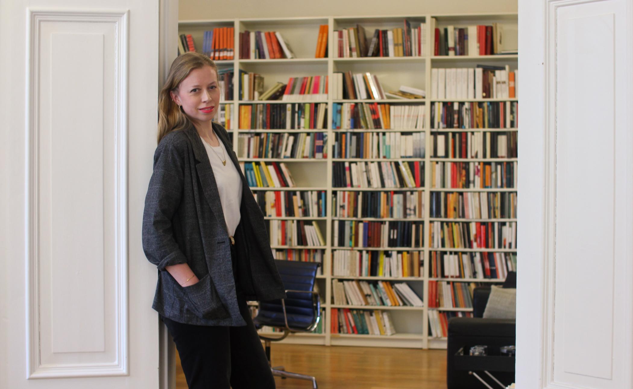 Hvordan blir et bokomslag til? – Deichman litteraturbloggen
