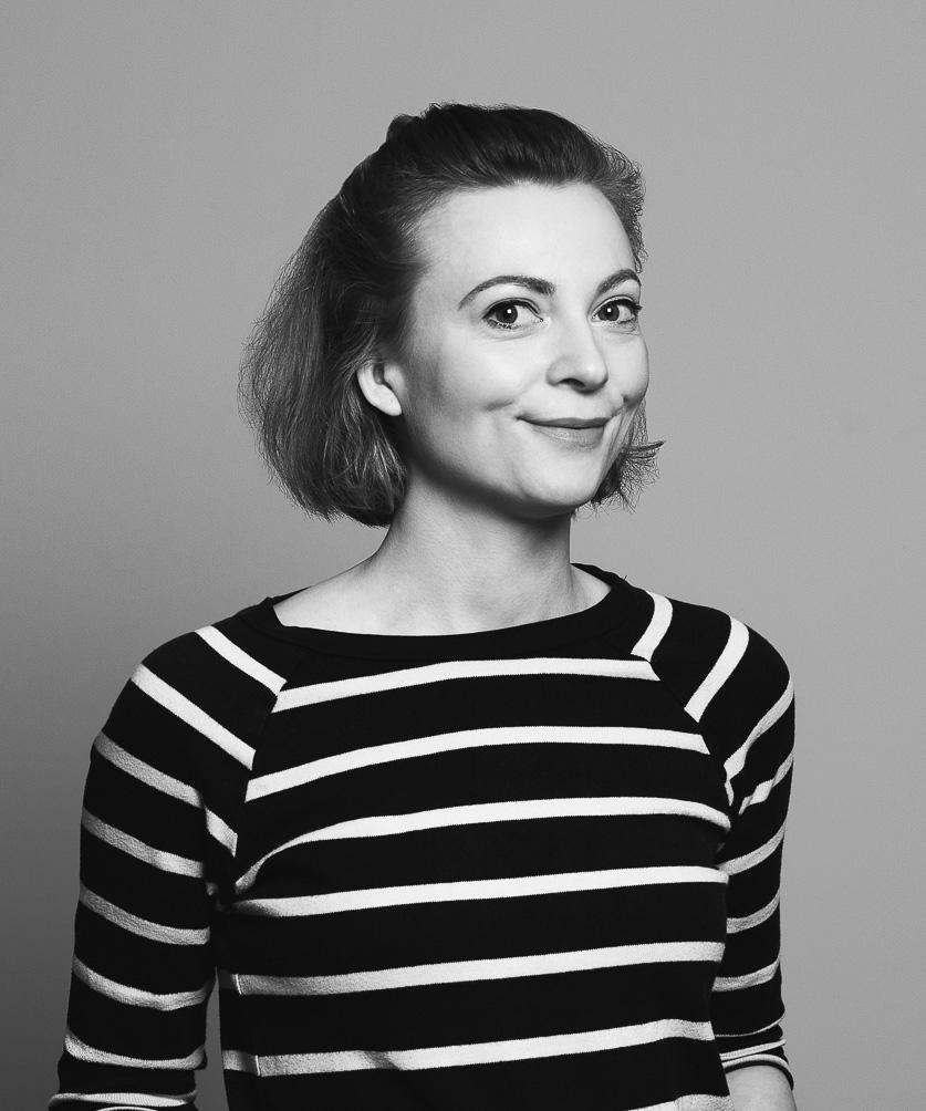 Anja Dahle Øverbye. Foto: Renate Madsen