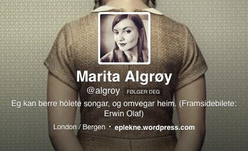 Marita Algrøy