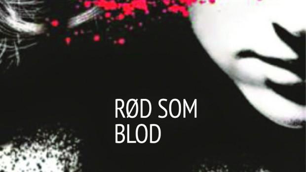 Rød som blod bokomslag