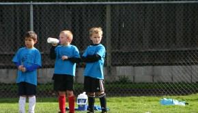 Fotballgutta