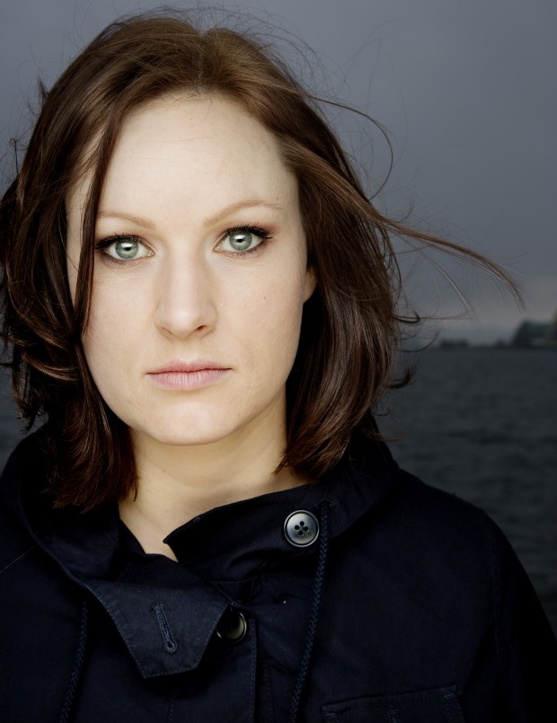 Agnes Ravatn. Foto: Agnete Brun
