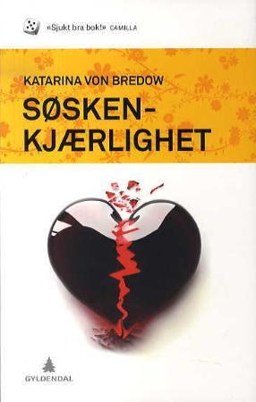 Bokcoveret til Søskenkjærlighet av Katarina von Bredow