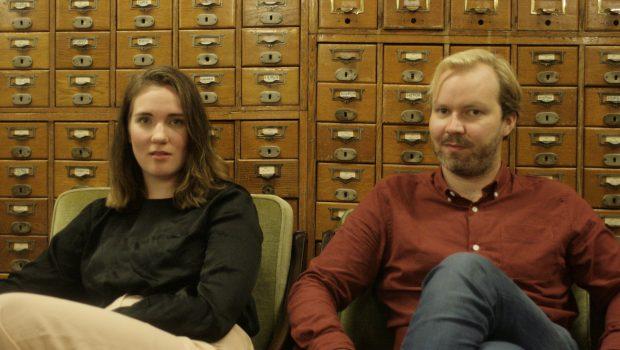Heidi Furre og Anders N Kvammen
