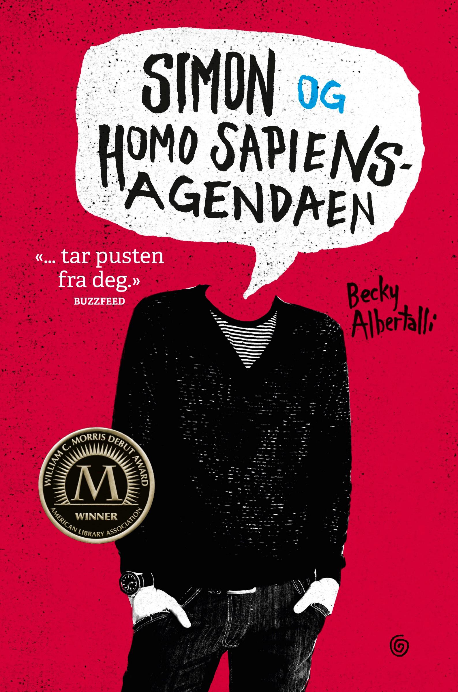 org_Simon og homo sapiens-agendaen høy