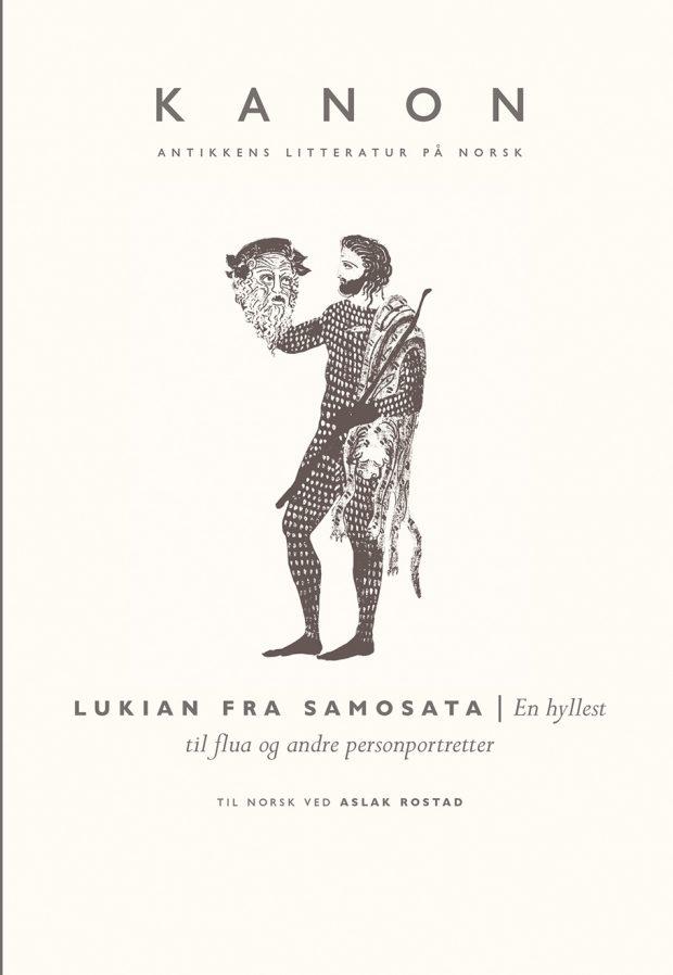 lukian fra samosta. en hyllest til flua og andre personportrette