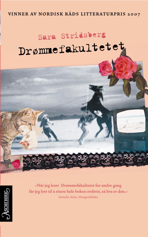 Drømmefakultetet av Sara Stridsberg