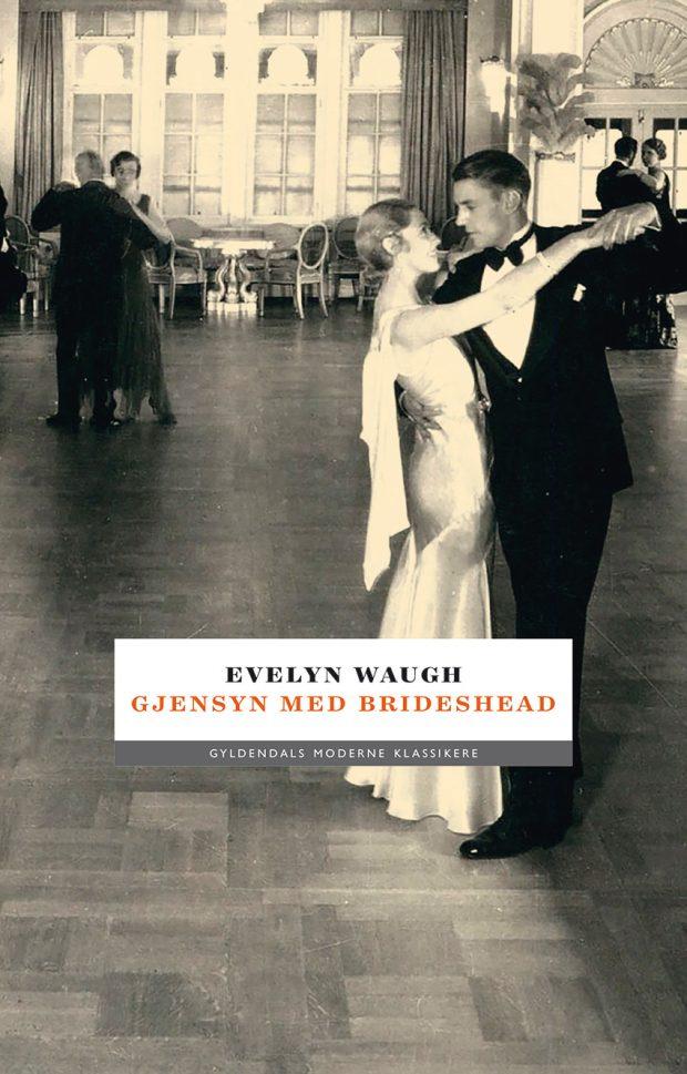 Bokomslag: Gjensyn med Brideshead, Gyldendal forlag