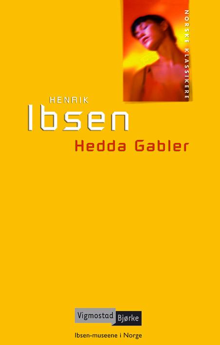 Hedda Gabler omslag.indd