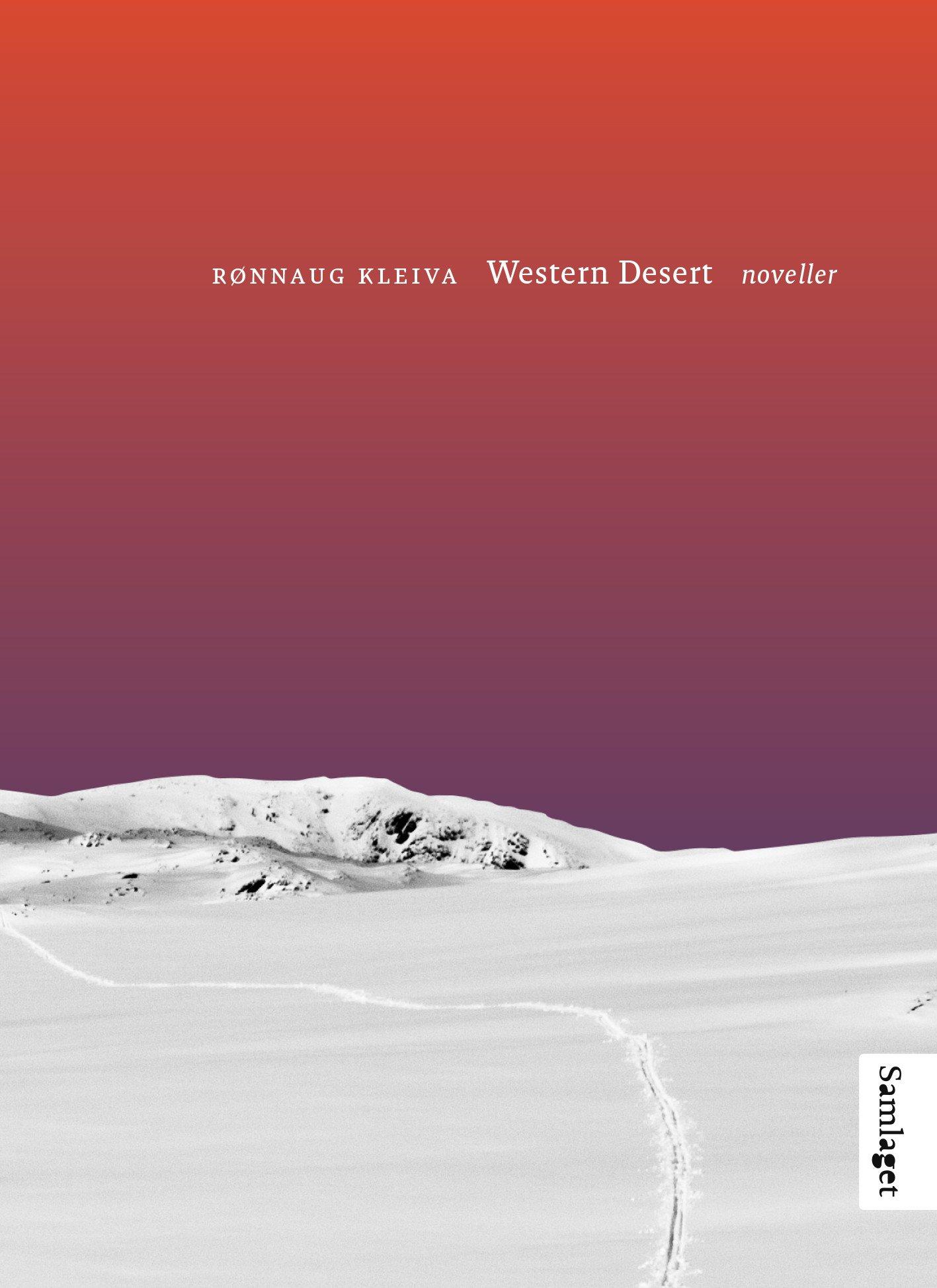 Rød kalender Western desert