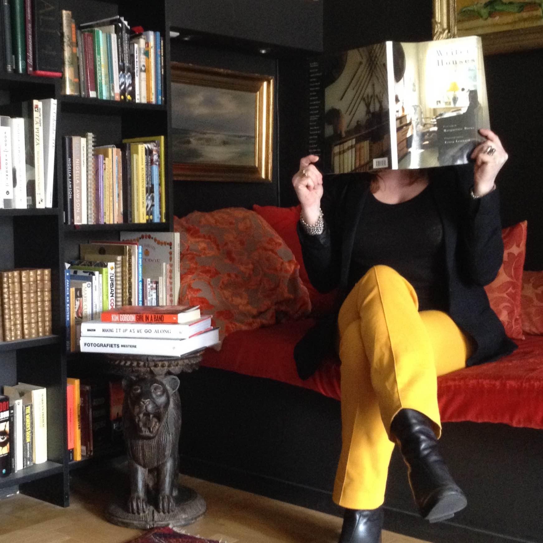 3 Francesca Premoli-Droulers writer's houses