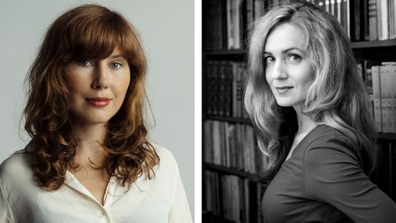Ellen Sofie Lauritzen og Inger Merete Hobbelstad
