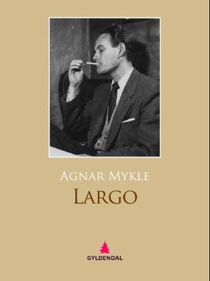 Omslag: Gyldendal Norsk Forlag, Largo