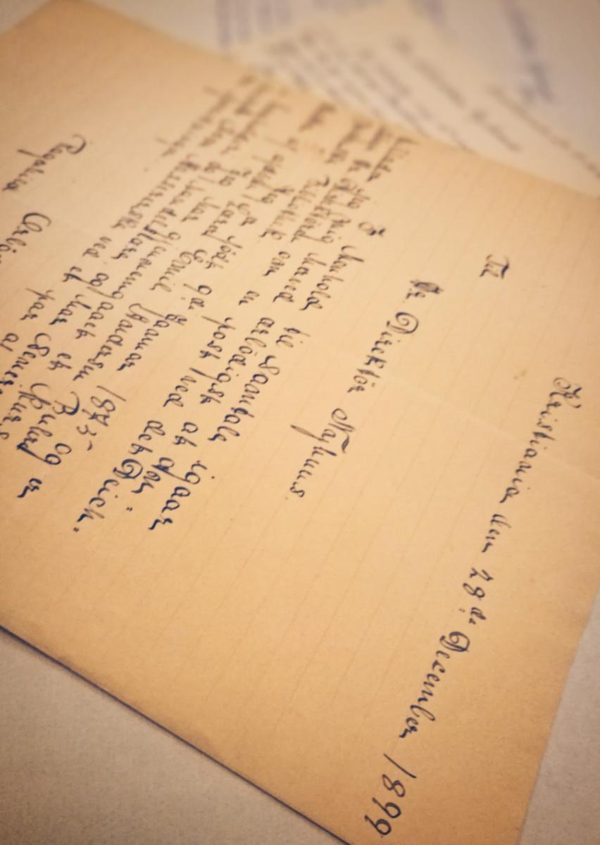 5dcde80e Heldigvis svarte han på brevet hennes, og de skrev åpent om stort og smått  gjennom årene som gikk. Brev 1970-1975, som først ble utgitt 1996 to år  etter ...