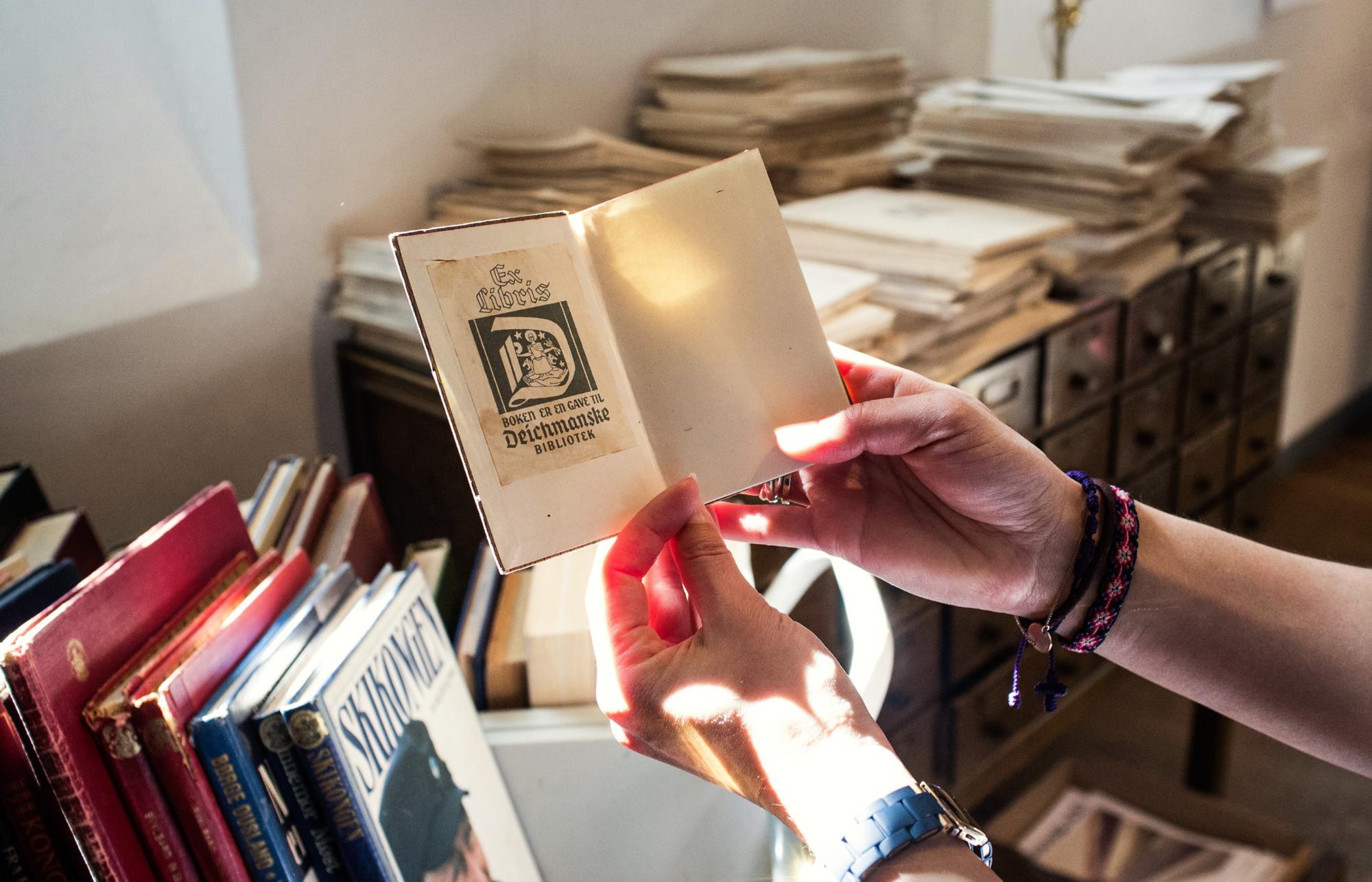 Lesing som forandrer liv – Deichman litteraturbloggen
