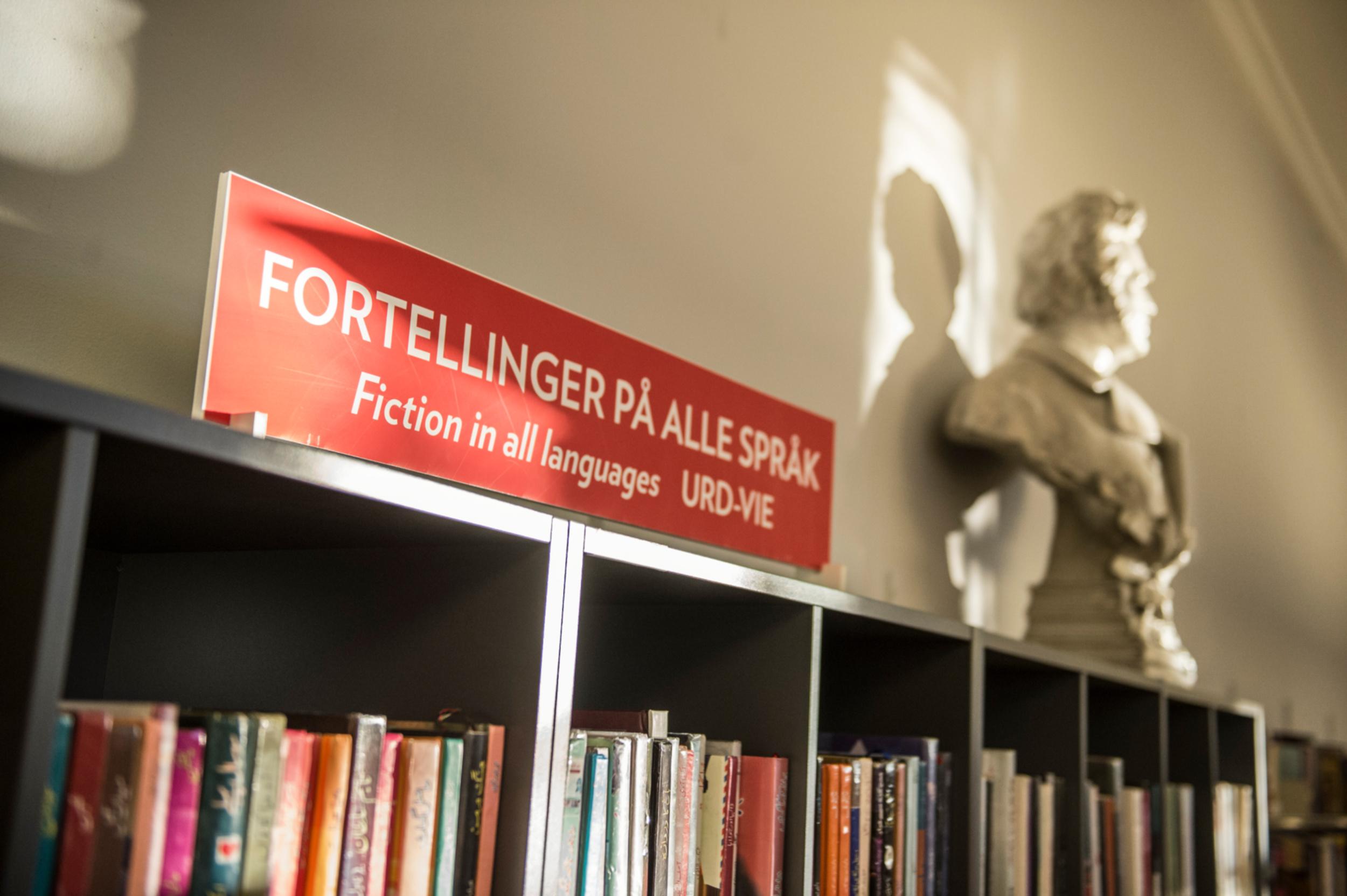 Å drømme på ditt språk – Deichman litteraturbloggen