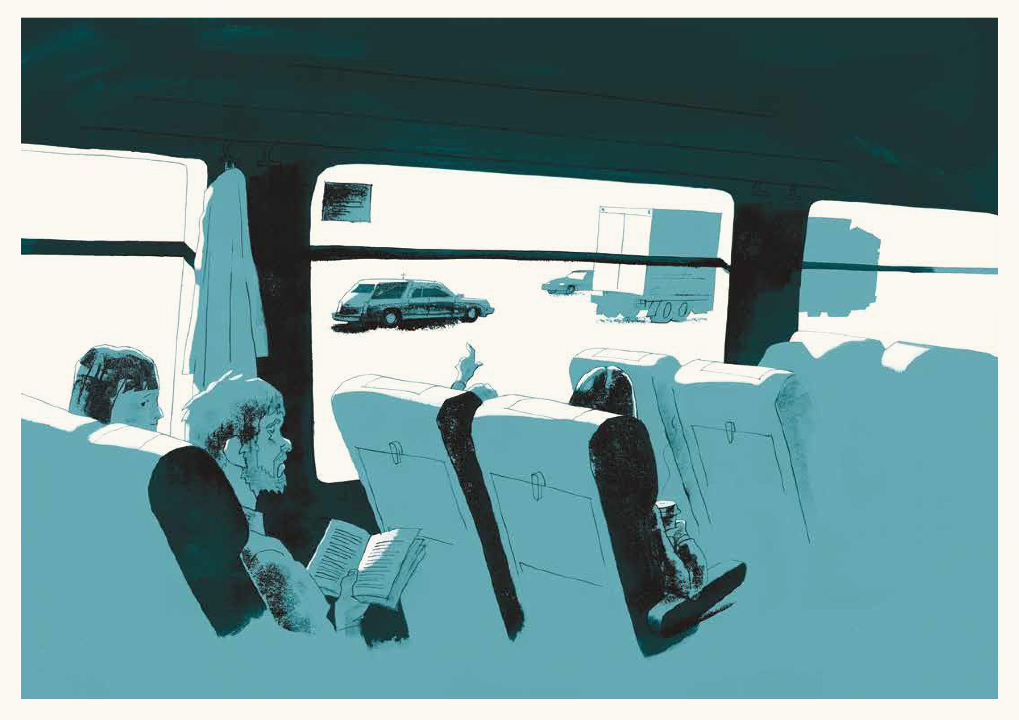 Illustrasjon: Rune Markhus, Gyldendal