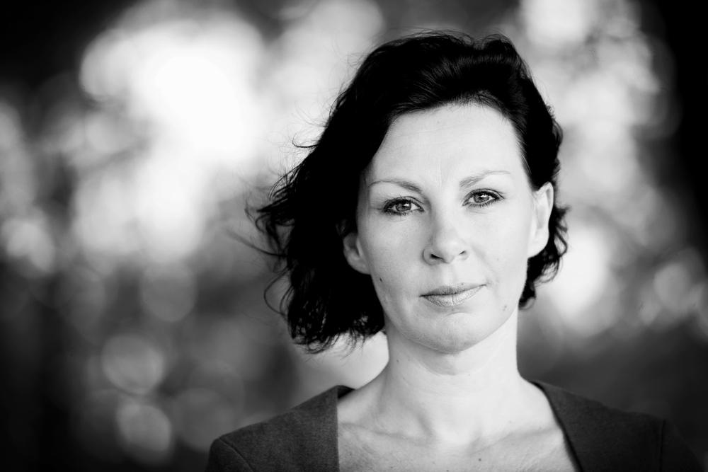 Kristine Tofte; Foto: Paal Audestad, Tiden
