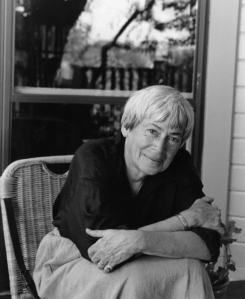 Ursula Le Guin, Foto: Marian Wood Kolisch
