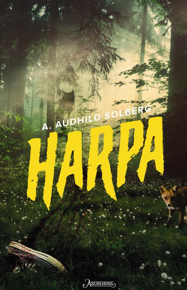 Harpa, Aschehoug forlag