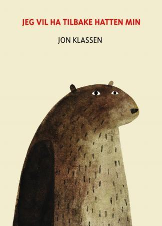 Jon Klassen, Jeg vil ha tilbake hatten min