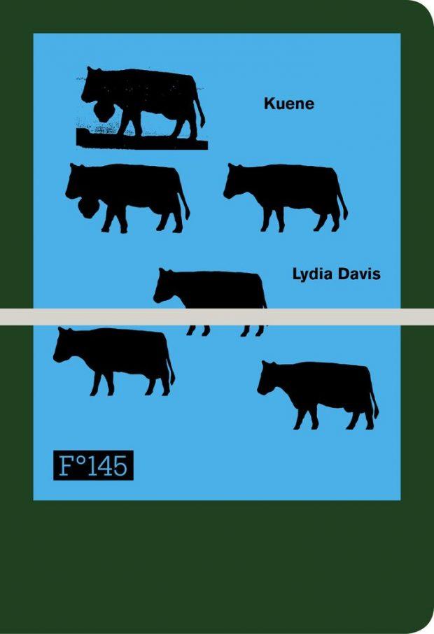 Kuene av Lydia Davis, Flamme forlag