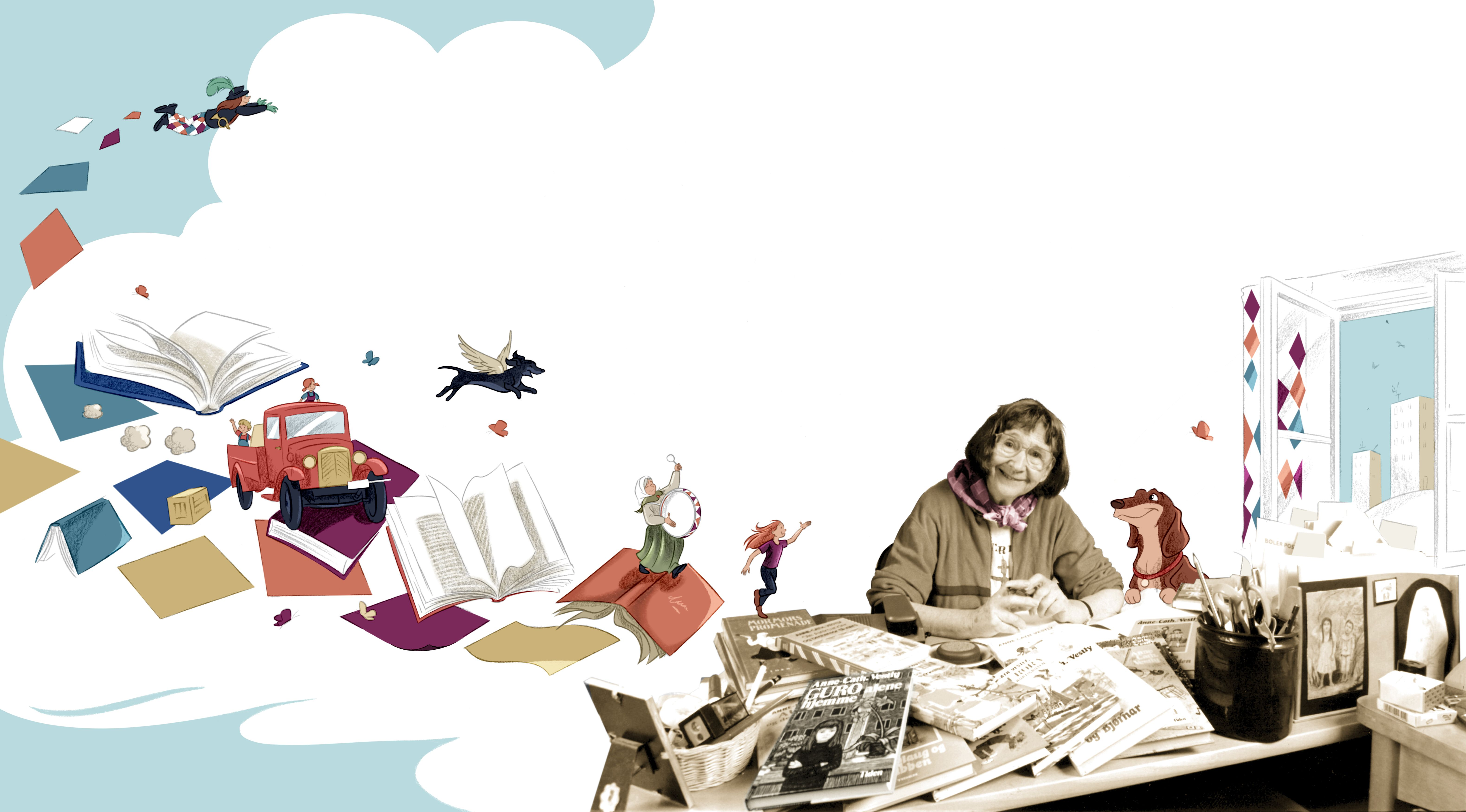 Illustrasjon: Hans Jørgen Sandnes
