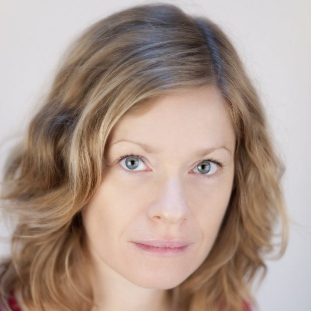 Charlotte Glaser Munch, foto: Karin Skog, Cappelen Damm
