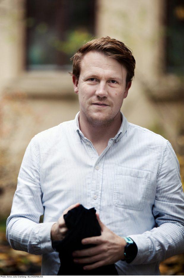Bernhard Ellefsen