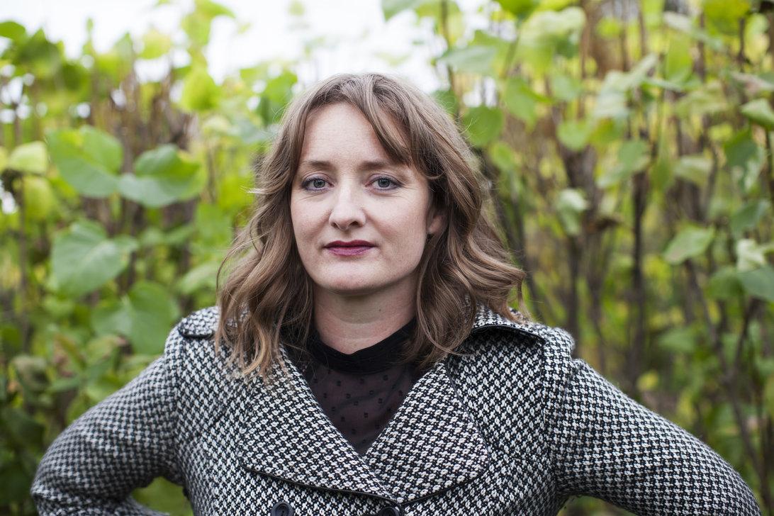 Camilla Kuhn, foto: Maja Hattvang