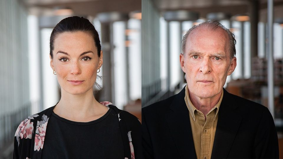 Ida Frisch og Erland Kiøsterud, foto: Eivind Volder Rutle