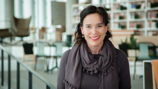 Kari Spjeldnæs, foto: Eivind Rutle