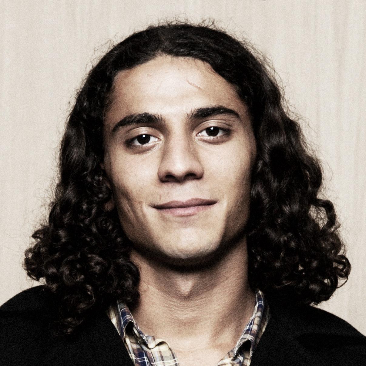 Yahya Hassan, foto: Morten Holtum