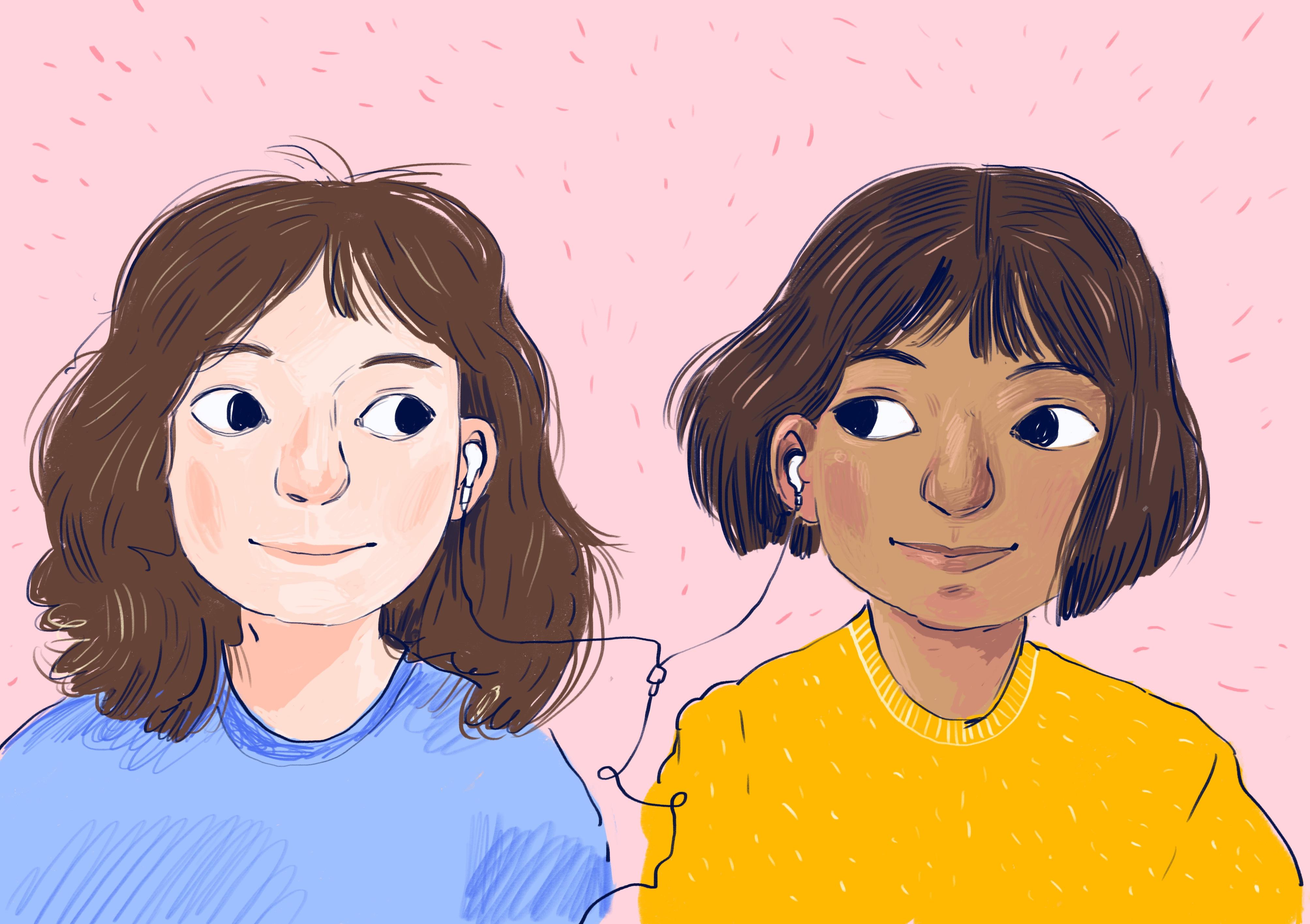 Illustrasjon: Nora Dåsnes