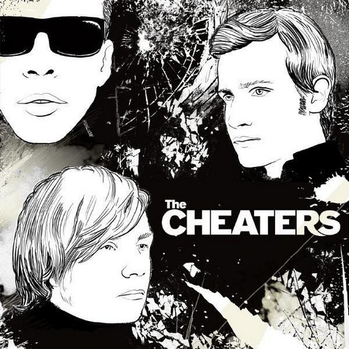 The Cheaters album Ny