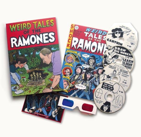 Nytt Ramones bilde