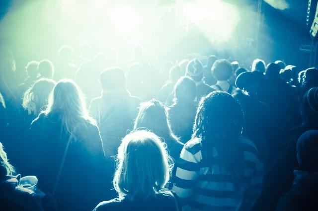 Bylarm publikum - Foto Frank Michaelsen