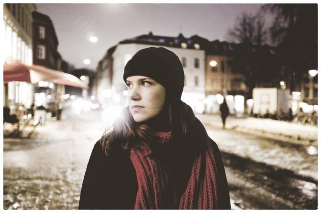 Kaja Gunnufsen - Foto Frank Michaelsen