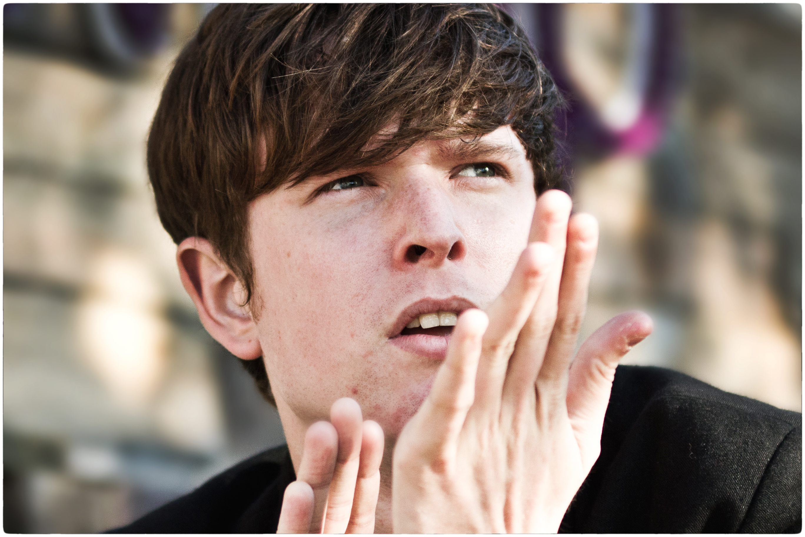 James Blake 2 - Foto Frank Michaelsen