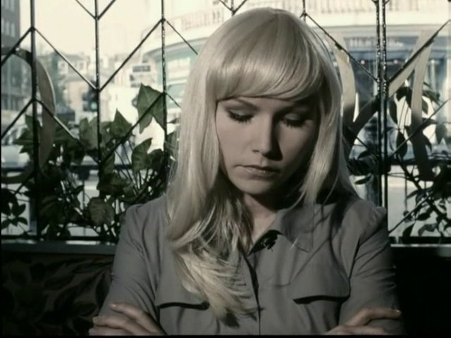 Skjermdump fra The Cardigans video.