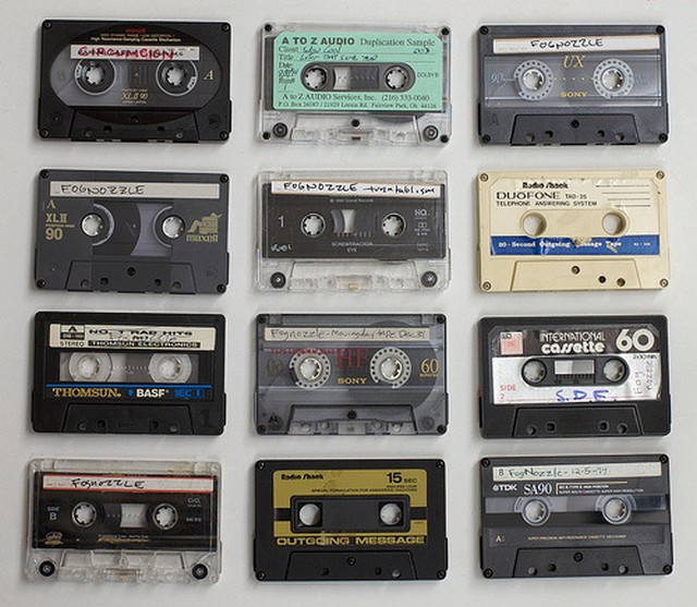 cassette-tapes bruk