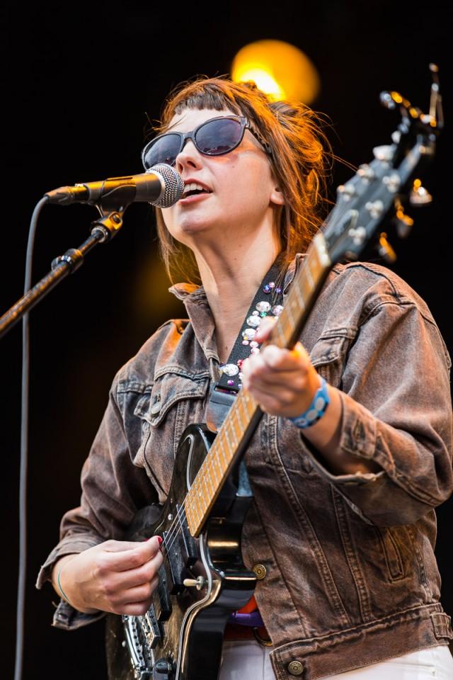 Angel Olsen @ Øyafestivalen 2014