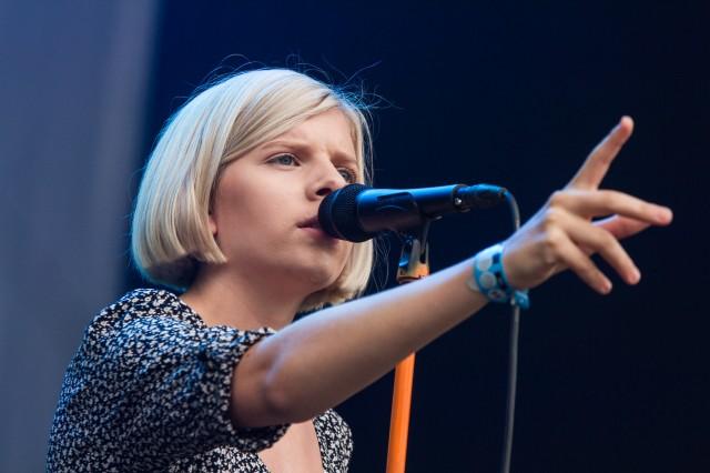 Aurora Aksnes 3 - Foto Frank Michaelsen