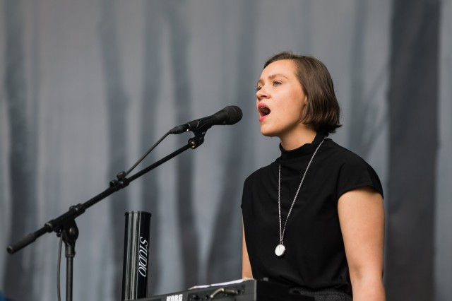 Aurora Aksnes @ Øyafestivalen 2014