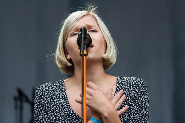 Aurora Aksnes - Foto Frank Michaelsen