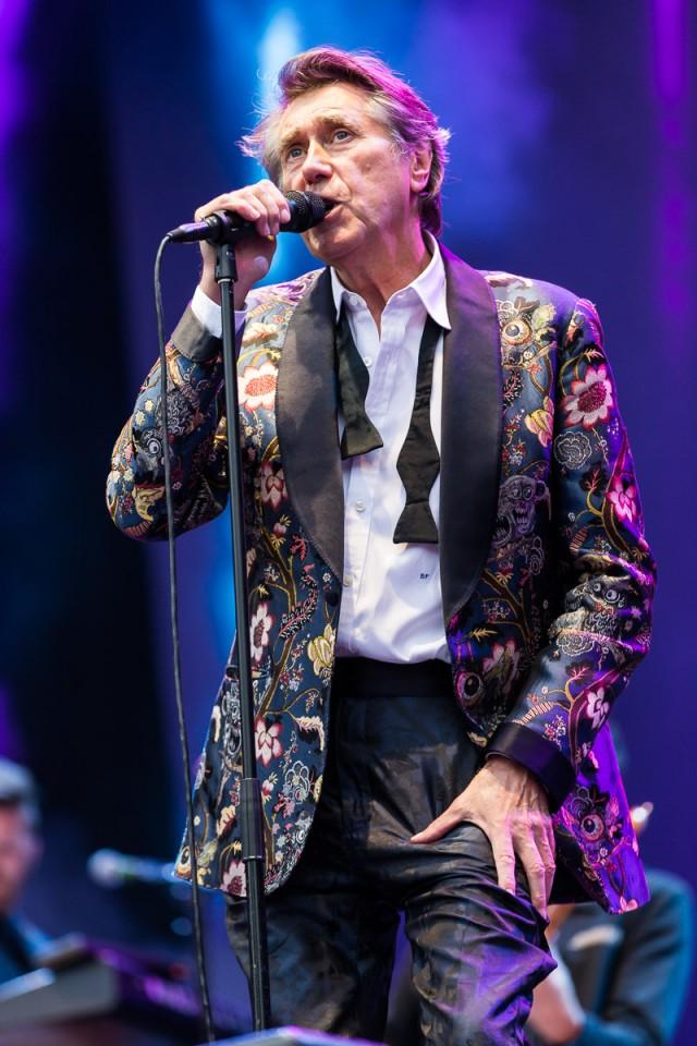 Bryan Ferry @ Øyafestivalen 2014