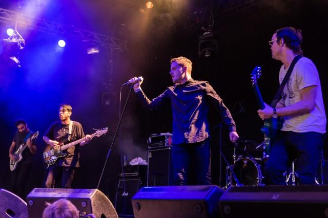 Deafheaven @ Øyafestivalen 2014