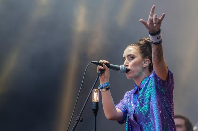 Highasakite @ Øyafestivalen 2014