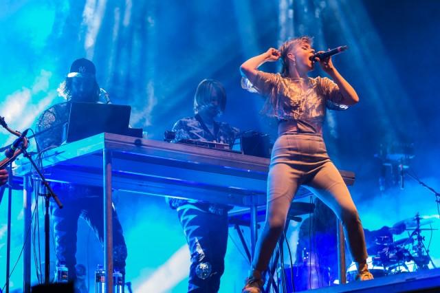 Røyksopp & Robyn @ Øyafestivalen 2014