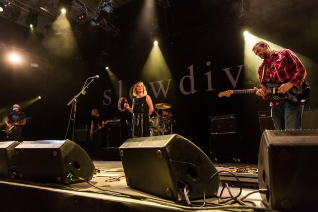 Slowdive @ Øyafestivalen 2014